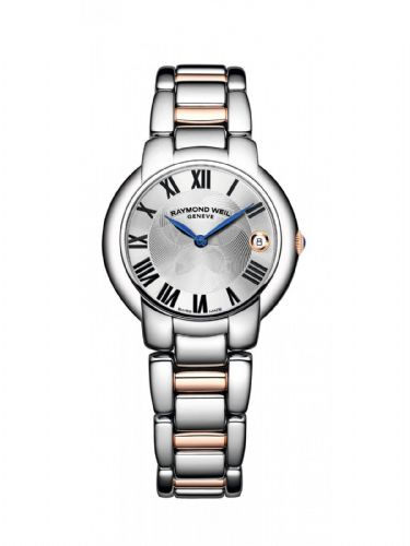 RAYMOND WEIL Jasmine Rose Gold Ladies Watch 5235-S5-01659